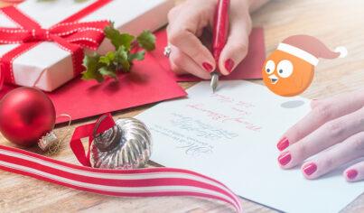 Come scrivere gli auguri di Natale e Capodanno in inglese (Esempi inclusi)