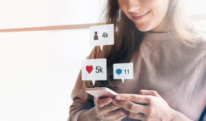 """O que """"K"""" e """"M"""" significam nas redes sociais"""