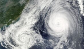 태풍을 영어로? Typhoon / Hurricane / Cyclone의 차이점을 알아보자!