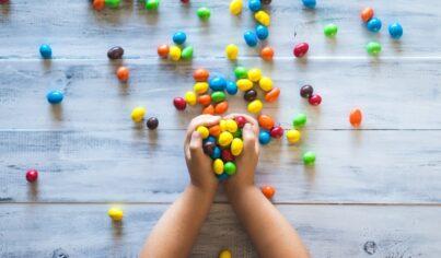 초등화상영어, 단 음식을 좋아하는 자녀를 위한 영어 회화 문장