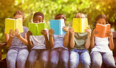 독서 영어로, 어린이 독서는 얼마나 중요할까?