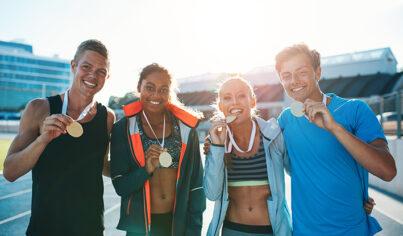 올림픽 종목과 관련 표현, 영어로 어디까지 알고 있나요?