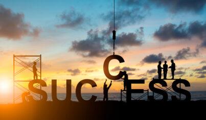 【主題單字】失敗為成功之母、十拿九穩等八個關於成功的片語