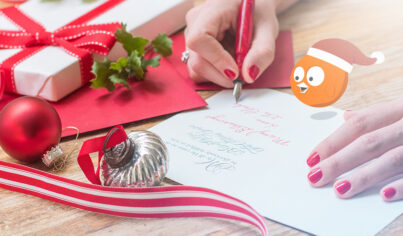 How to Write Christmas & New Years Greetings in English (Samples Included)